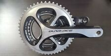SHIMANO DURA-ACE FC-9000 crankset chainset 11 speed 172.5 compact CT 50 34 VGC