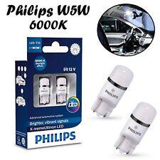 2x Philips W5W 12V 127996000KX2 X-treme Ultinon Kalt Weiß Innenbeleuchtung Lampe