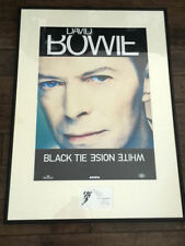 David Bowie Original Pop Music Autographs