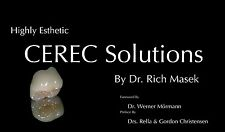 CEREC Solutions Education & Marketing Book (Book Only - No Free Blocks)