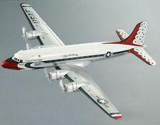 MIB Hobby Master Airliners 1:200 Douglas C-54 Skymaster USAF Thunderbirds HL2010