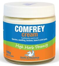 Martin & Pleasance Herbal Cream Comfrey 100g ozhealthexperts