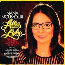 NANA MOUSKOURI 'ALLES LIEBE' CD NEUF!!!!!!!!!!!!!