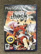 PlayStation 2: Dot Hack Mutation (Factory Sealed Condition) UK PAL Inc Anime DVD