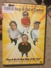 Fast, Cheap,  Out of Control (DVD, 2002)