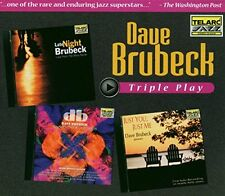 Dave Brubeck - Triple Play [CD]