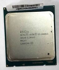 Intel Xeon E5-2660V2 2.2GHz Ten Core Processor