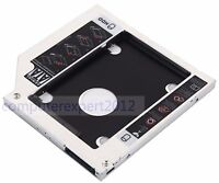 2nd Hard Drive HDD SSD Optical Frame Caddy Tray for MSI GP72 6QF-284CA MS-16j5