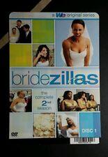 BRIDEZILLAS 2ND SEASON LIGHT BABY BLUE MINI POSTER BACKER CARD (NOT A movie)