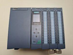 Siemens Simatic CPU 1512C 6ES7 512-1CK00-0AB0 + 6EP1333-4BA00   + Memory Card