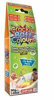 Zimpli Kids 6043 Crackle Baff Colours, 3 Bath Pack, Make water Crackle and