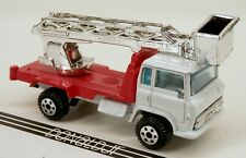 RIVER POINT FORD F-450 XL REG CAB  DRW BUCKET TRUCK  YELLOW  1//87 HO  PLASTIC