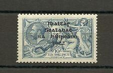 Top Quality Ireland 1922 Thom Seahorse 10s SG46 sc 38 MNH Unmounted CV$3220.00+