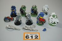 Warhammer 40k Space Marine Devastator Marines x 8 - Metal LOT 612