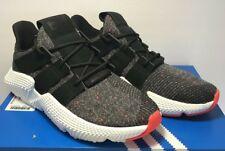 447e1a98f412 Mens adidas Prophere Core Black Infrared Solar Red White Cq3022 US 11