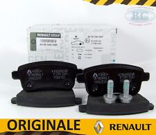 DZ0//1 KIT PASTIGLIE FRENO POSTERIORE FERODO RENAULT MEGANE 3 COUPé 1.5 DCI KW