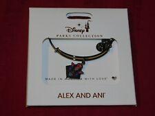 Disney Parks ALEX & ANI bangle Evil Queen Snow White dark silver tone - NEW
