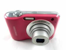Samsung ES30 12.2MP Digital Camera - Pink  Sd Card 16Gb Pre Owned