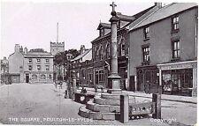 P.C The Square Poulton Le Fylde Near Blackpool Lancashire Good Condition