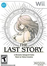 The Last Story - Nintendo  Wii Game