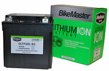 Lithium Battery DLFP-30L-BS Harley Davidson FLHR I Road King FLHRC I Classic S