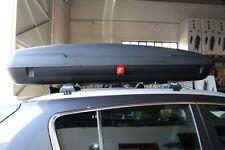 BAULE DA TETTO 480Lt Box Auto Portatutto BA480 su KIA SPORTAGE