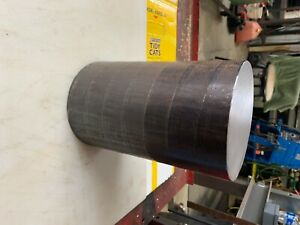 """5 1/4"""" STEEL STOCK FOR LIVE STEAM WHEELS 8"""" LENGTH --- ALMOST GONE"""