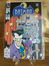 Vintage Antique The Batman Adventures 3 First Print Comic Book DC COMICS Joker