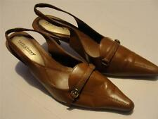Sexy Sz 6 Brown PREDICTIONS Pointed Toe Medium High Heels Shoes GREAT DEAL!!!
