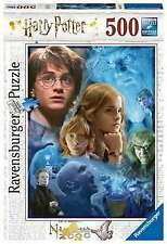 Puzzle 500pz - Harry Potter in Hogwarts (148219)