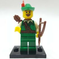 "LEGO Collectible Minifigure #8683 Series 1 ""FORESTMAN"" (Complete)"
