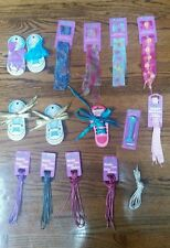 NEW* Girls Teen Tween Women's Ribbon Shoelaces* 36 inches 91 cm* Shoes Sneakers
