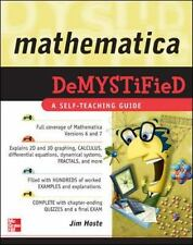 Mathematica Demystified (Paperback or Softback)
