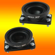 ADD W1 BOV Adaptor Flange for HKS Blow Off Valve fit KIA Stinger 3.3T x 2