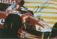 "Heinz-Harald Frentzen ""Williams"" Autogramm signed 20x30 cm Bild"