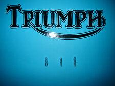 Triumph 750 750cc Bonneville TR7 T140E Warning Light Dash Bulb Set New