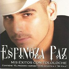 Espinoza Paz Mis Exitos Con Tololoche CD New Nuevo Sealed