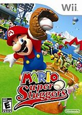 Mario Super Sluggers (Nintendo Wii, plus just dance 3