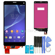 For Sony Xperia Z3 Mini Compact D5803 LCD Display Touch Screen Digitizer Black