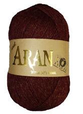 Jarol Aran With Wool 400g Ball 30% Wool Knitting & Croquet Yarn