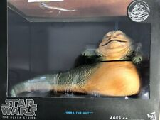 """JABBA THE HUTT Star Wars The Black Series 11"""" Deluxe  2014 - NEW SEALED"""