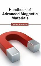 Handbook of Advanced Magnetic Materials (2015, Hardcover)