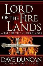 NEW Lord of the Fire Lands (King's Blades) by Dave Duncan