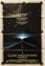 "Close Encounters Of The Third Kind Original 23"" x 35"" Movie Poster - 1977"