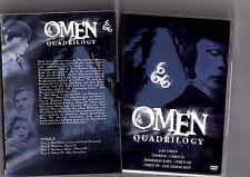 Das Omen - Quadrilogy (2005) / DVD #11345
