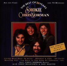 Smokie Best of 20 years (1995, BMG, & Chris Norman) [CD]