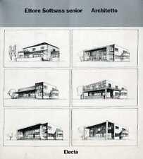 Ettore Sottsass senior: architetto.