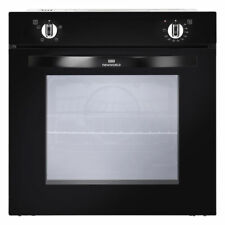 New World NW602V Conventional Electric Single Oven - Black