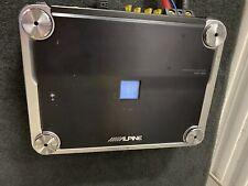 Alpine PDX 500.1 Mono Amplifier.