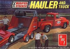 1970s AMT Modified Stocker Hauler and Truck model box replica magnet - new!